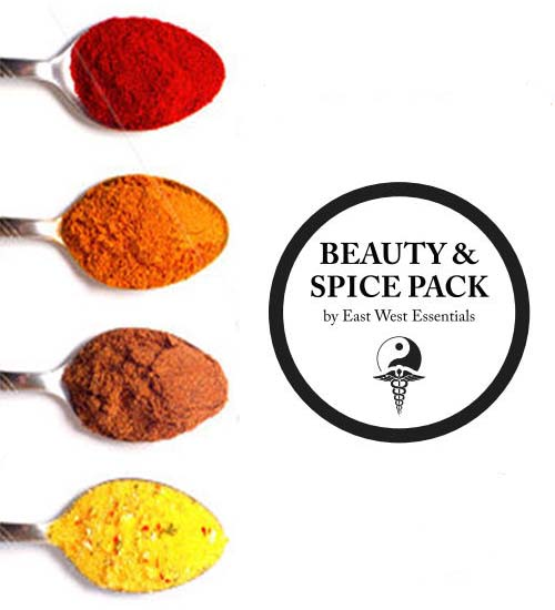 Beauty & Spice Pack recipes for East West Essentials Optimal Cleanse